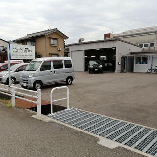 新車中古車販売、買取、車検などの整備、板金塗装承ります♪