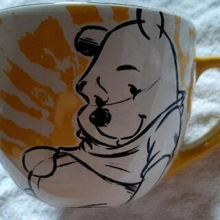 くまのプーさん マグカップ スープ用