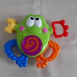 サウンドおもちゃ カエル
