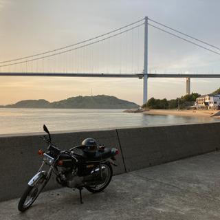 CG125cdi 中国ホンダ の125ccバイク 90年代モデル...