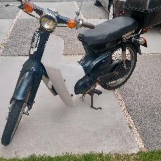 スーパーカブ90 DX HA02型 1988年式