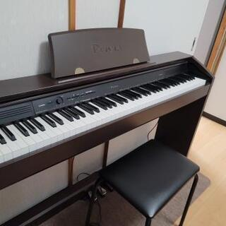 電子ピアノ CASIO px760BN