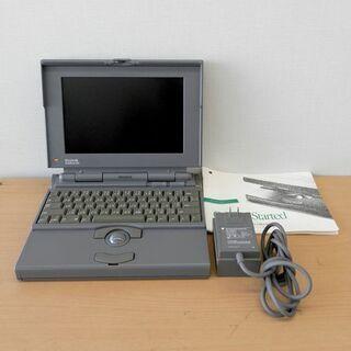 ジャンク品 ノートパソコン Apple Macintosh Po...