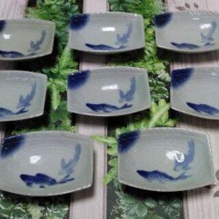 醤油皿8枚