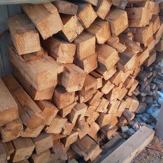 【ネット決済】薪 マキ まき 杉の廃材
