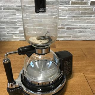 ツインバード家庭用サイフォン式コーヒーメーカー