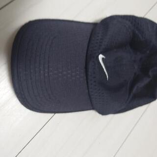 NIKE ナイキ キャップ メッシュ ジュニア用 ブラック 帽子 夏用