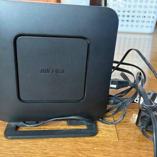 バッファロー 無線LAN中継機 WEX-G300