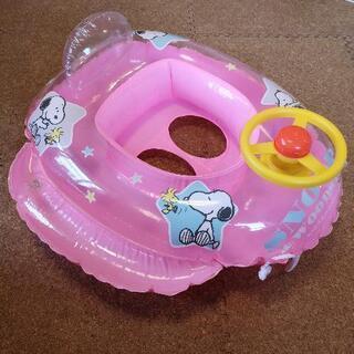 幼児用浮き輪 スヌーピー
