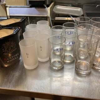 【ネット決済】デカンタ、お湯割りグラス、ソフトドリンクグラス