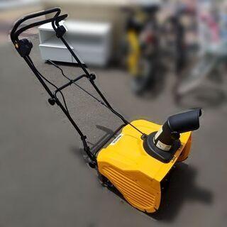 【¥16,500-】HAIGE/ハイガー 家庭用 電動式除雪機 ...