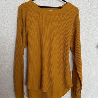 薄手セーター