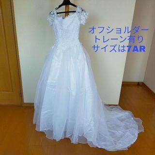 【値下げしました】エメ/AIMERのウエディングドレス、パニエ&...