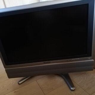 テレビ SHARP AQUOS 29インチ