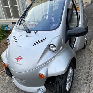 電気自動車 ミニカー