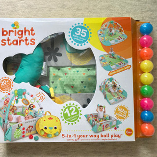 Bright Starts ブライトスターツ 5-in-1…