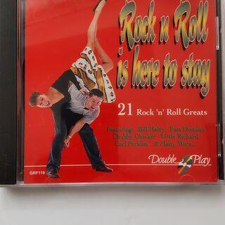【ネット決済・配送可】Rock'n'roll in here t...