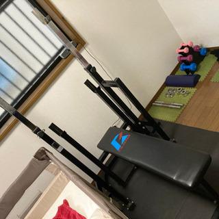 F.R.JAPAN ウェイトトレーニング セット