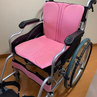【ネット決済】【未使用品]車椅子