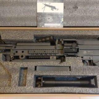 【新品】S&T M249 PARA スポーツライン電動ガン