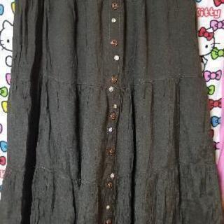 大きいサイズ ロングスカート 3L