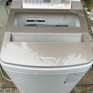 2019 【 Panasonic 】NA-FA100H6  洗濯...