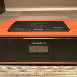 iPod用サウンドスピーカー