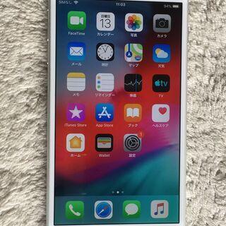 iphone6plus silver16GB SIMフリー