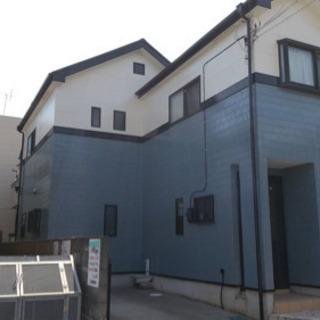 外壁や屋根などお家の塗り替えしませんか??