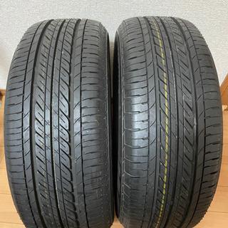 【ネット決済】205/55/r16 タイヤ ゴムのみ2本 ほぼ新品