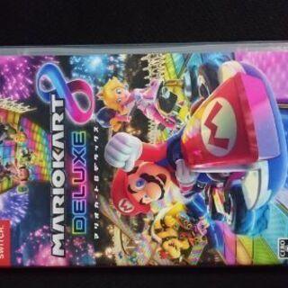 Nintendoスイッチ版  マリオカート8 DELUXE