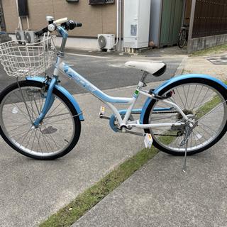 自転車 女児 24インチ