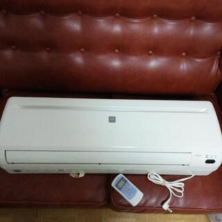 [終了]CORONA冷房エアコン:取付します