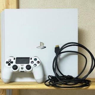 【美品】PlayStation4 Pro CHU-7200B売ります