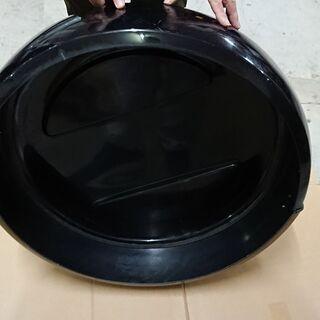 JA11 ジムニー スペアタイヤカバー 黒