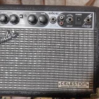 ギターアンプ Fender DICE 。。。
