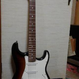 エレキギター ST180/SB PHOTO GENIC