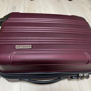 【美品】グリフィンランドスーツケース