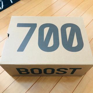 【ネット決済・配送可】YEEZY BOOST 700 27.5cm