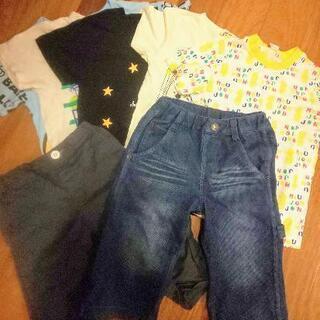 子供用夏服 サイズ120 ベビードール、ムージョンジョン、…