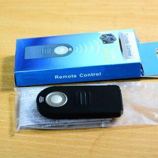 NinoLite 一眼レフ カメラ 用 リモコン TX-1…