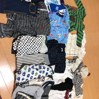 70〜80cm男の子服