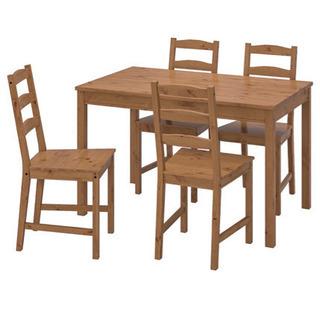 ダイニングテーブルセット IKEA