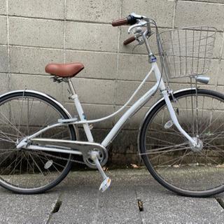 【ネット決済・配送可】【中古自転車】ブリヂストン製 LOCOCO...