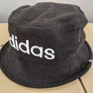 adidas バケットハット Lサイズ(58cm)ブラック