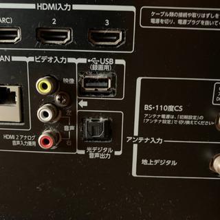 液晶テレビ▲TOSHIBA!東芝!43型!LED?パネル交換済み!