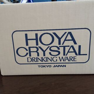 HOYA CRYSTALグラスセット