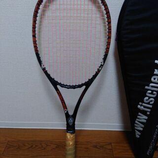フィッシャー 硬式テニスラケット