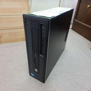 パソコン デスクトップ☆2015年製 HP ProDesk…