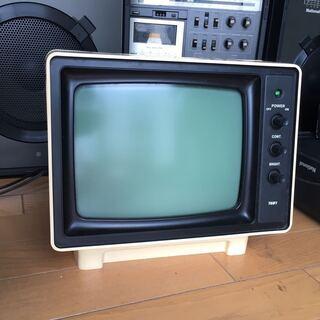 ヴィンテージ コンピューター ブラウン管 モニター テレビ 昭和...